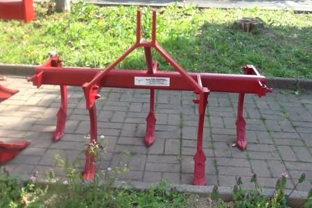 Coltivatore 5 vanghe HP 35