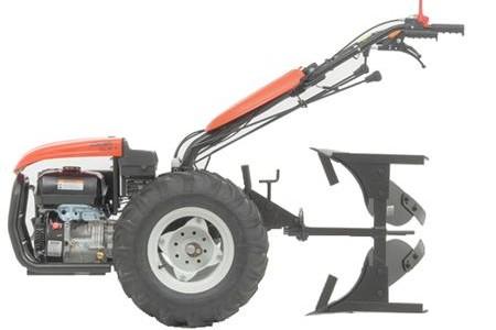 aratro voltaorecchio per motocoltivatore - attrezzature agricole Aratri Calandrini